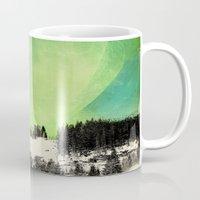 Dont Forget Northern Lights Mug