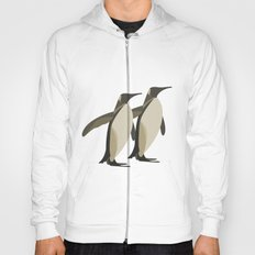 Penguins mate for life Hoody