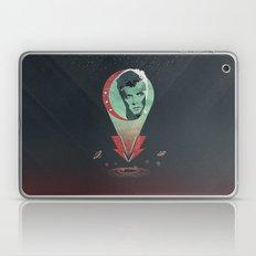 Far Above the Moon Laptop & iPad Skin