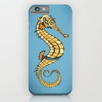 iPhone & iPod Case featuring Seahorse by Andreas Preis