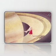 Saturn Child Laptop & iPad Skin