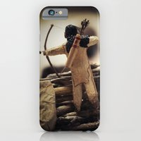 iPhone & iPod Case featuring Tom Feiler Bow and Arrow by Tom Feiler