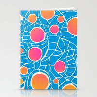 - summer life - Stationery Cards