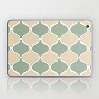 MARRAKECH Sand Green Laptop & iPad Skin