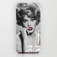 J.F. Collage iPhone 6 Slim Case