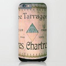 Chartreuse Green Liqueur Fabriquee par Les Peres Chartreux iPhone 6 Slim Case