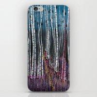 :: Pink Moss :: iPhone & iPod Skin
