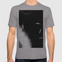 Intruder II Mens Fitted Tee Athletic Grey SMALL