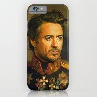 Robert Downey Jr. - Repl… iPhone 6 Slim Case