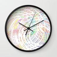 Tracing Lazy Circles In … Wall Clock