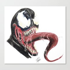 Villain of all time Canvas Print