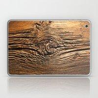 Woodgrain Laptop & iPad Skin