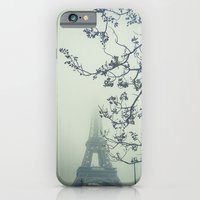 iPhone & iPod Case featuring The Iron Lady & Mister Tree by Gilderic