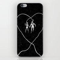 Love Space iPhone & iPod Skin
