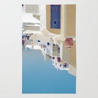 Santorini Door VIII Rug