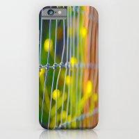 Spring Fence iPhone 6 Slim Case