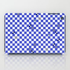 The tiler's odd sense of humor  iPad Case