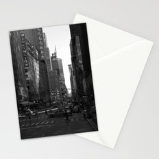 Streets of New York City Stationery Cards