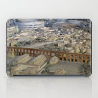 Rome in the Time of Constantine2 iPad Case