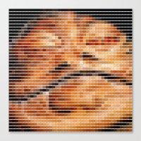 Jabba - StarWars - Panto… Canvas Print