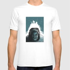 The Iceman Cometh Mens Fitted Tee White SMALL