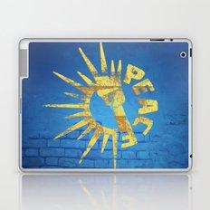 Moar Peace Laptop & iPad Skin