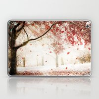 Scarlet and Snow Laptop & iPad Skin