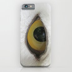 In the eye of a snow owl Slim Case iPhone 6s