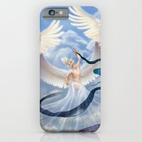 iPhone & iPod Case featuring Summoning Dusk by Ali Phelps