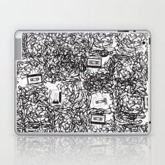Cassette Tapes Laptop & iPad Skin