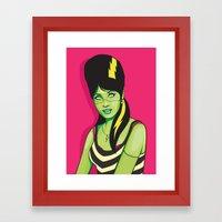 Frankette #1 Framed Art Print