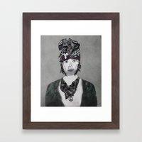 Platonic Years Framed Art Print