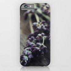 Lavender Harvest Slim Case iPhone 6s