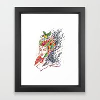 Art of Letting Go (2) Framed Art Print