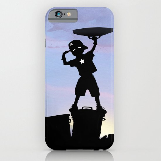 Captain Kid iPhone & iPod Case