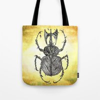 Sr Coprofago - Beetle Sh… Tote Bag