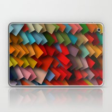 Colorful Rectangles With… Laptop & iPad Skin