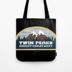 Twin Peaks Sheriff Depar… Tote Bag