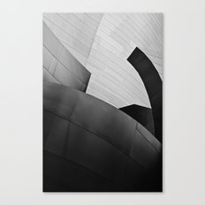 Gehry II Canvas Print