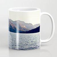 Blue Mountain Lake Mug