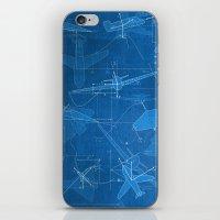 Aerodynamics iPhone & iPod Skin