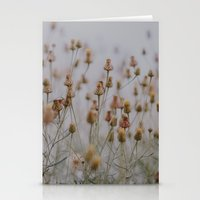 Under The Flowers Stationery Cards