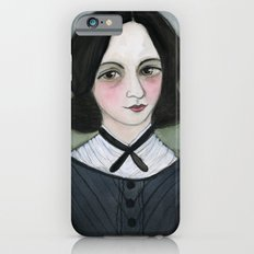 Emily Bronte and her Wuthering Heights Slim Case iPhone 6s