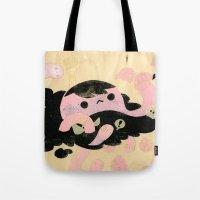 Attack! Tote Bag