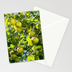 Swedish apples Stationery Cards