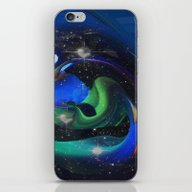A Space Ray iPhone & iPod Skin