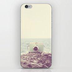 the dreamer ... iPhone & iPod Skin