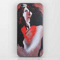 Naked Heart iPhone & iPod Skin