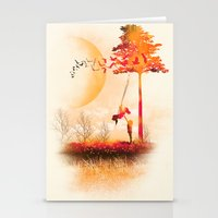 A Moment Like Forever Stationery Cards
