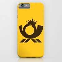 iPhone & iPod Case featuring MailBomb by Psychonautik Borderline Graphics